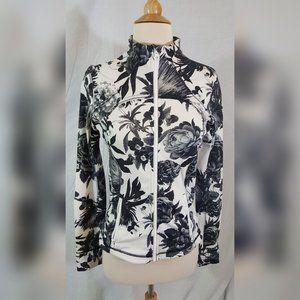 Lululemon Forme Jacket Brisk Bloom floral white 4
